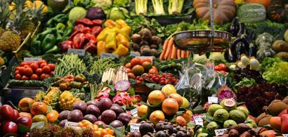 Aproape jumătate din alimentele produse se aruncă la nivel global, în timp ce...