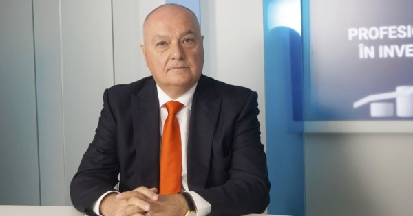 Doru Lionachescu: Traim o perioada de mare vibratie pe bursa. Vom vedea 2-3...