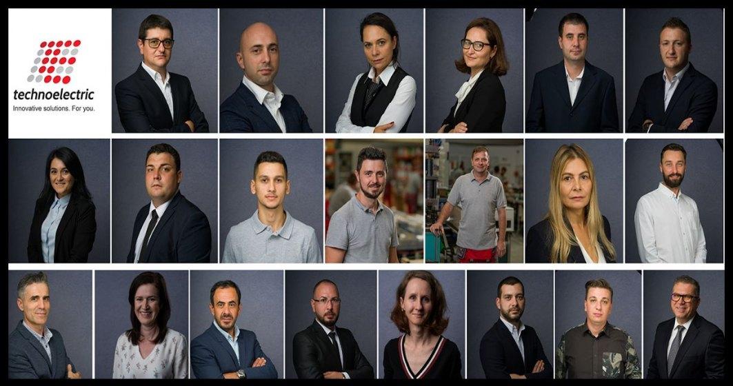 (P) Technoelectric lansează campania de Employer Branding #PeopleOfTechnoelectric