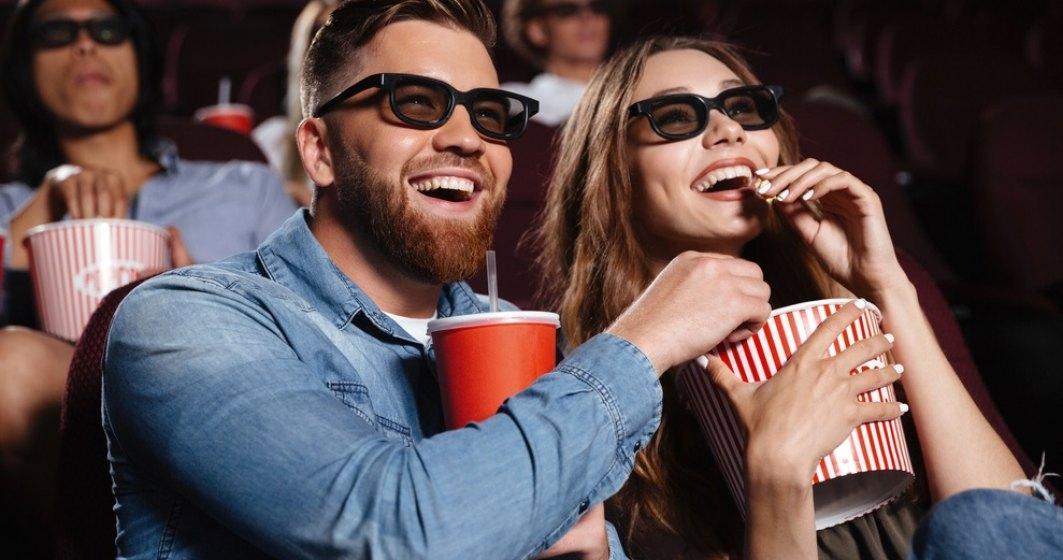 Ce filme prefera romanii. Cine Globe investeste 10 milioane de euro pentru noi cinematografe in Romania