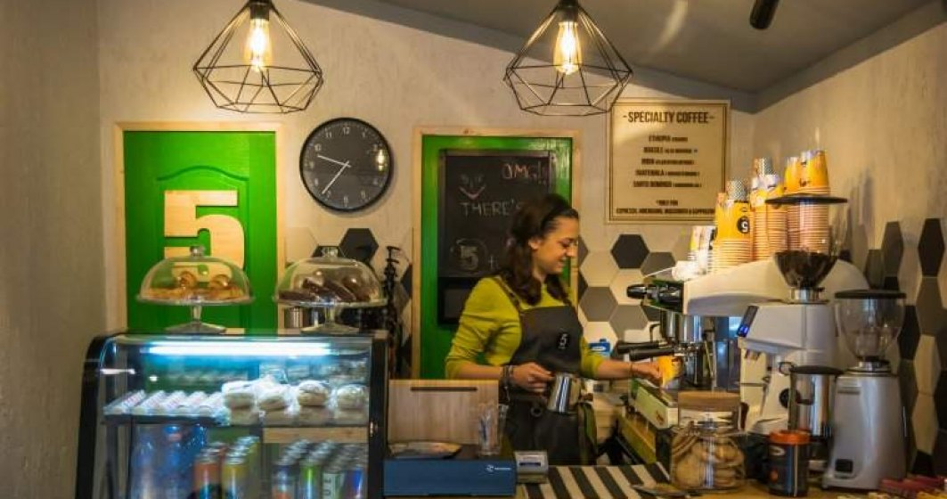 5 To Go deschide trei cafenele in Timisoara