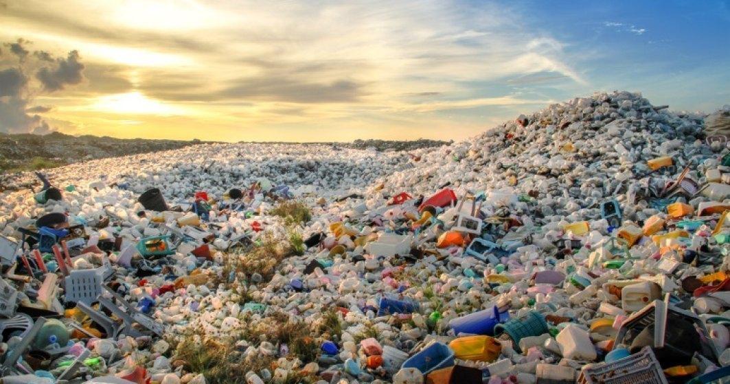 500 de tone de deşeuri din Germania, oprite în Portul Constanţa