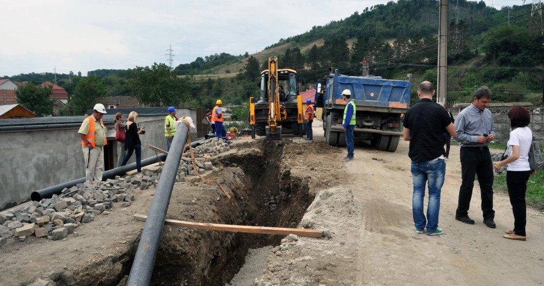 Orban: România va primi 5 miliarde de euro, bani europeni, pentru extinderea rețelei de canalizare și de apă
