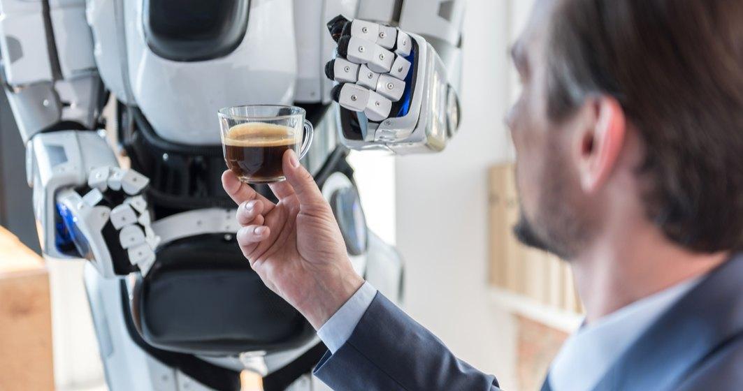 Coronavirusul a accelerat era digitalizării: Primul stat care a înlocuit un barista cu un robot