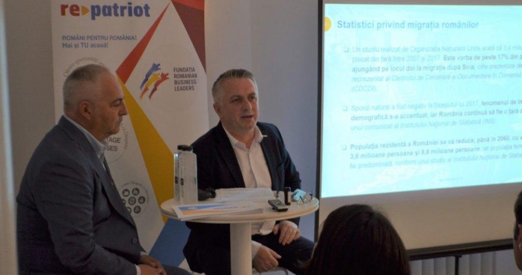 Felix Patrascanu, CEO Fan Courier: Criza fortei de munca este mult mai grava decat cea economica