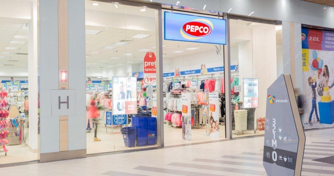 Pepco, liderul pietei de fashion din Romania, își închide magazinele din România