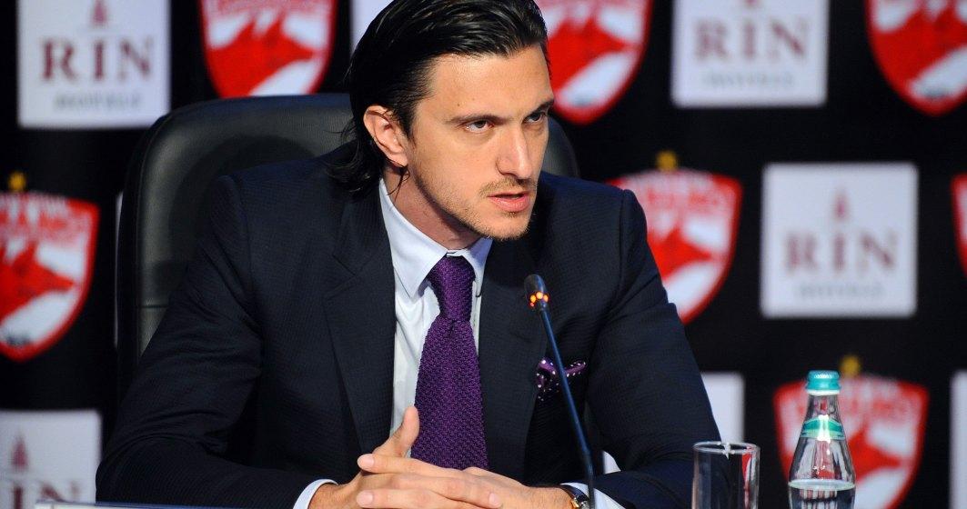 Fostul acționar de la Dinamo, Dragoș Săvulescu, a fost reținut de autoritățile din Grecia