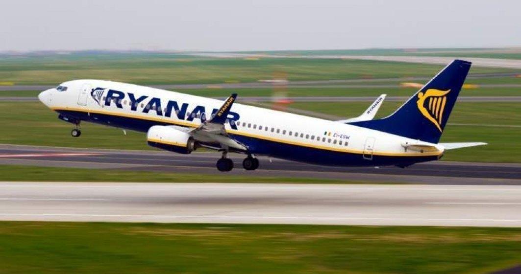 Greva pilotilor de la Ryanair. Un zbor din sase va fi anulat vineri. Apar probleme la bursa