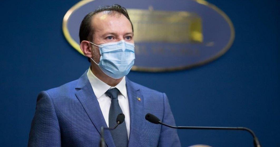 Florin Cîțu: Avem toate condițiile să ajungem la 5 milioane de persoane vaccinate până la 1 iunie