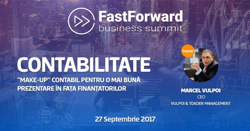 Marcel Vulpoi, trainer la Fast Forward Business Summit