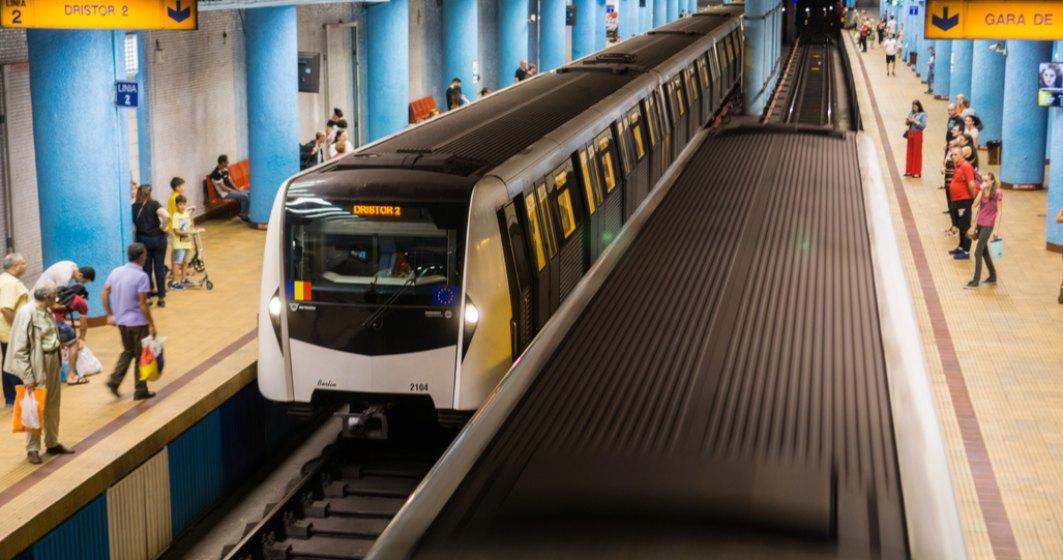 Drulă despre Metrorex: O companie care nu-și poate acoperi cheltuielile intră în insolvență