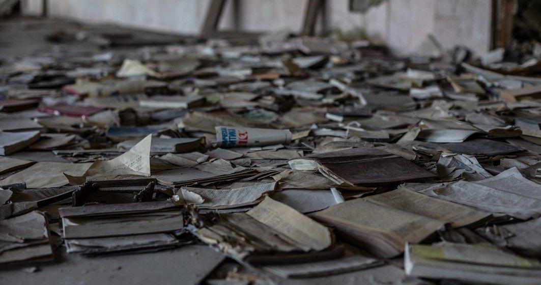 Ucraina vrea să înscrie Cernobîl în patrimoniu mondial UNESCO