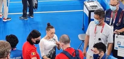 Larisa Iordache nu va participa în finală olimpică, la bârnă