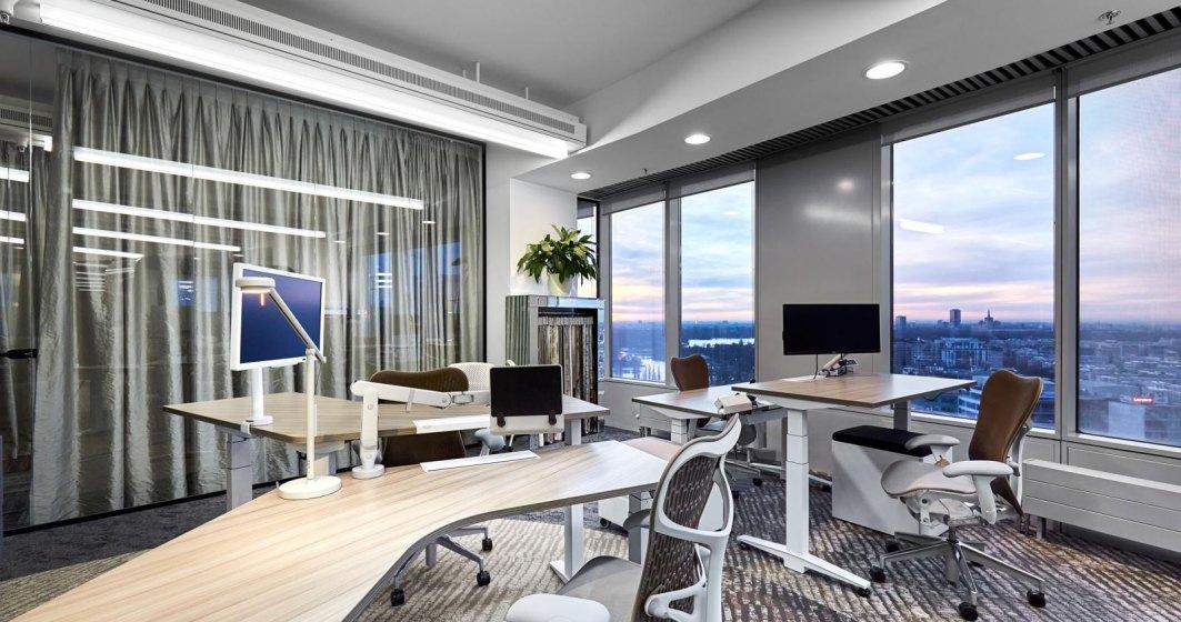 Câți bani cheltuie o companie cu amenajarea unui spațiu de lucru la birou