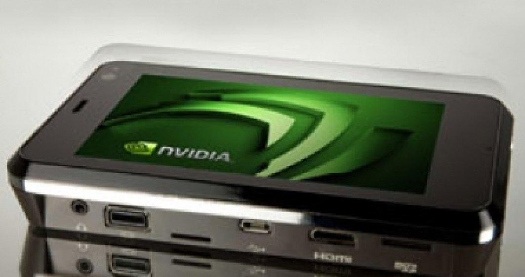 NVIDIA Tegra: Un calculator minuscul cu putere masiva!