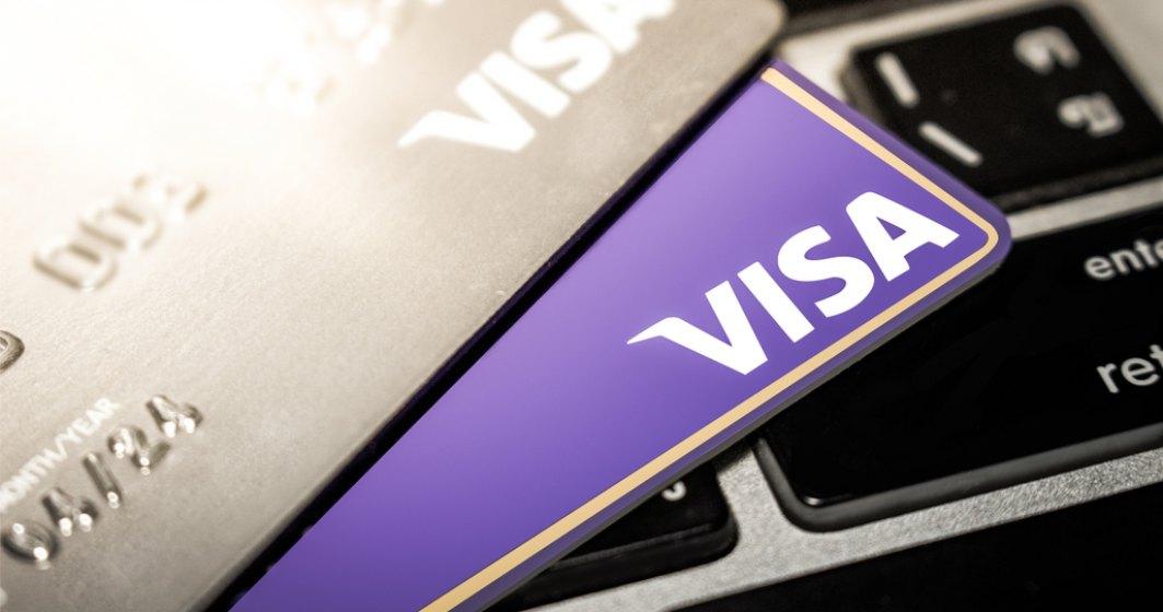 Crețu, Visa: Fraudele online din România, cu mult sub nivelul european