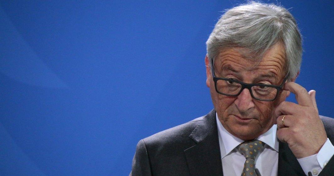 """Juncker: Nu vrem sa mentinem Marea Britanie in UE """"cu orice pret"""""""