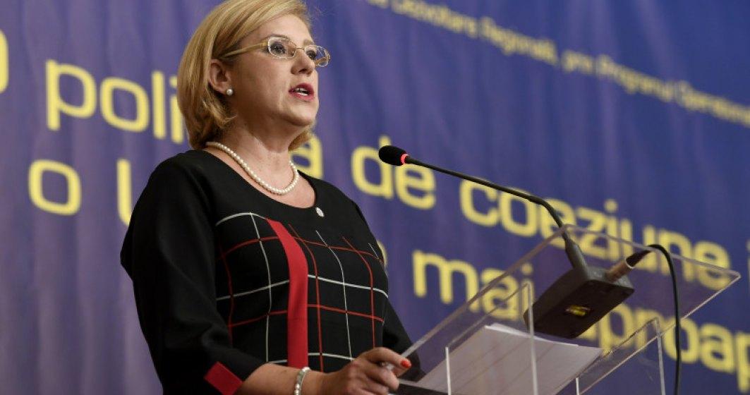 Corina Cretu: Nu avem voie sa iesim de pe acest drum european