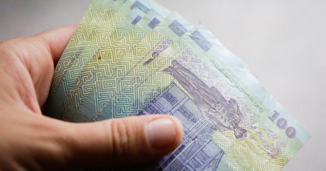 Statul român vrea să împrumute 5,1 mld. lei în iunie