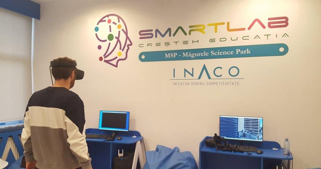 S-a deschis primul laborator cu roboti si imprimante 3D din judetul Ilfov, in localitatea Magurele. Investitia se ridica la 100.000 de euro