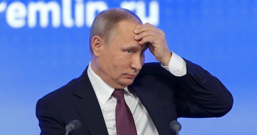 Avionul destinat să-l protejeze pe Putin în caz de război nuclear, călcat de hoți