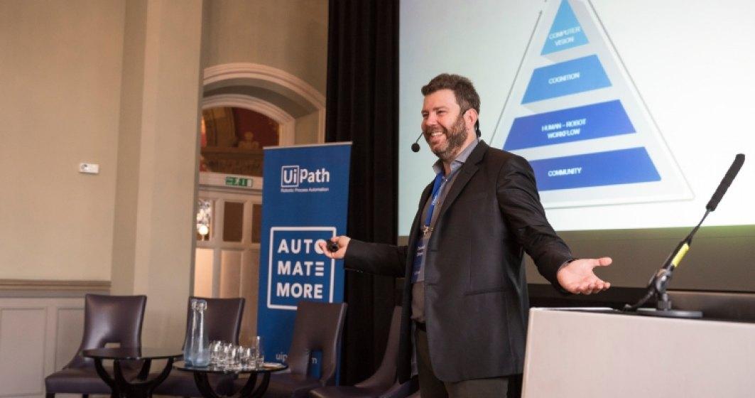 """UIPath atrage """"cea mai mare investitie VC intr-o firma romaneasca"""""""