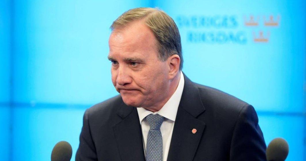 Surpriză istorică în Suedia: Premierul răsturnat în urma votului de neîncredere