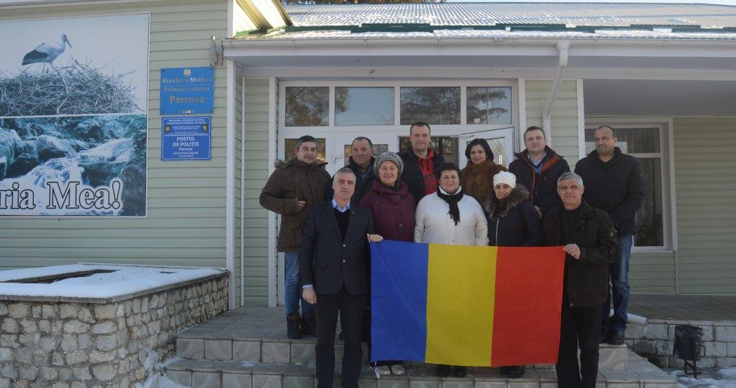 O localitate din Republica Moldova a votat unirea cu Romania