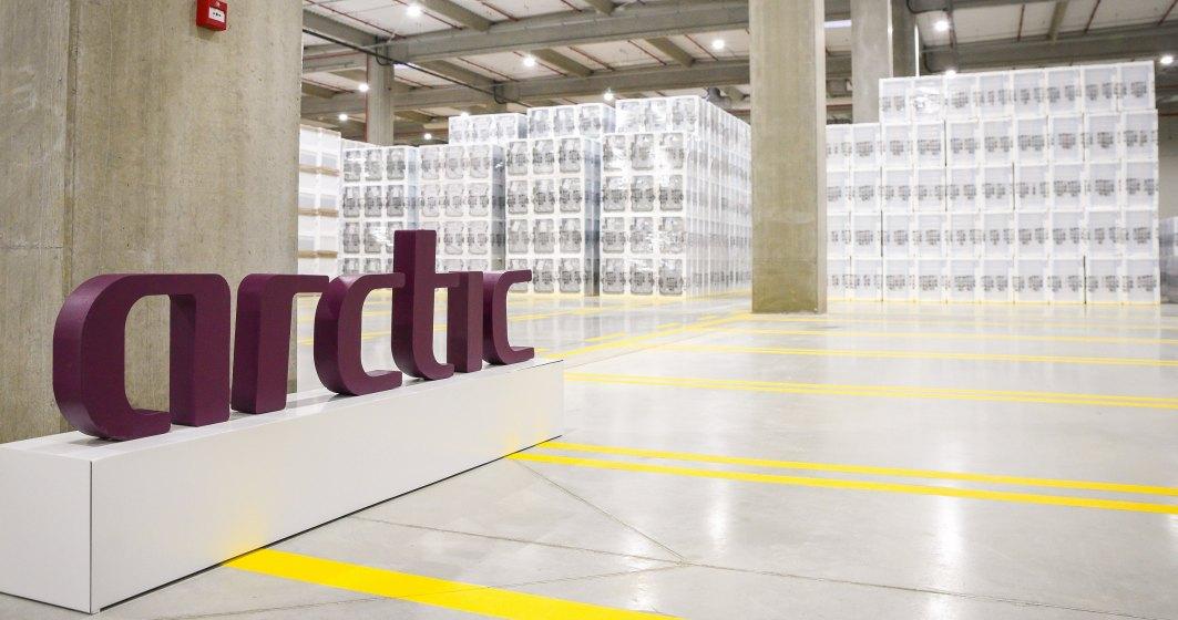 Coronavirus: Arctic donează spitalelor din România 50 de mașini de spălat și 25 de frigidere