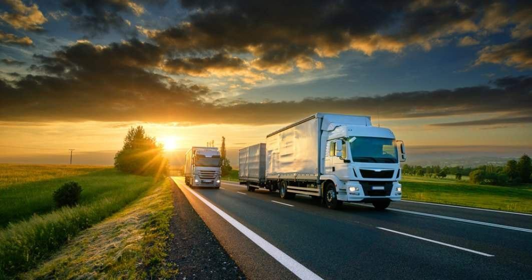 Transportatorii de marfă vor circula cu viteză redusă pe cele mai importante artere din ţară