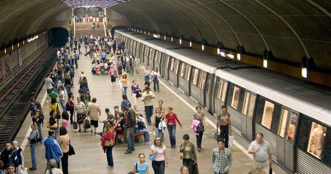 Statia de metrou Pipera, inchisa pentru lucrari de modernizare