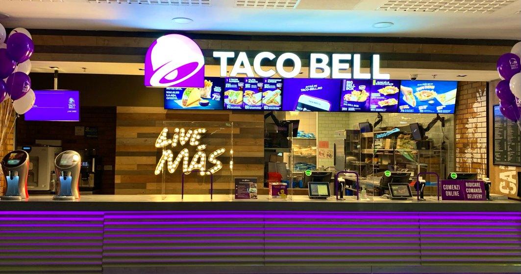 Taco Bell inaugurează al 13-lea restaurant din România