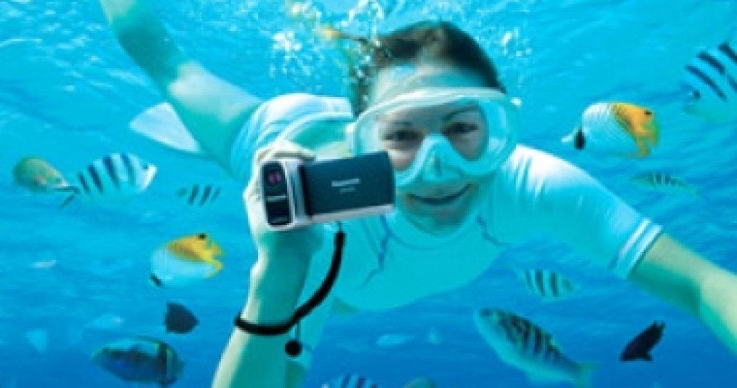 Camere video de ultima generatie de la Panasonic
