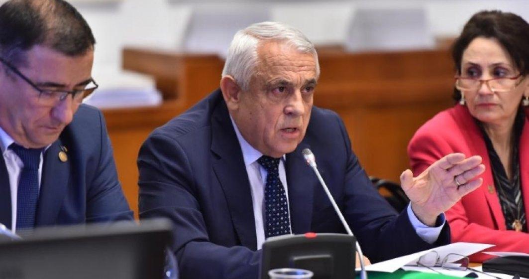CNCD s-a autosesizat in legatura cu declaratiile lui Petre Daea. Cand va fi invitat ministrul la audieri