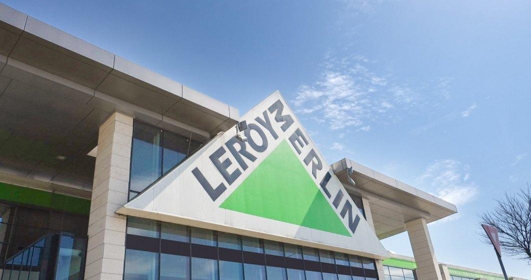 Leroy Merlin deschide un magazin la Târgoviște