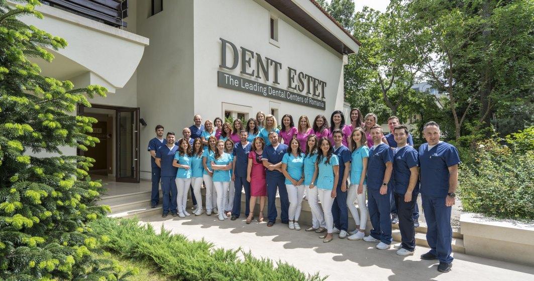 Grupul Dent Estet, controlat de MedLife, anunta afaceri de 47 mil. lei la noua luni: crestere cu 34% a cifrei de afaceri