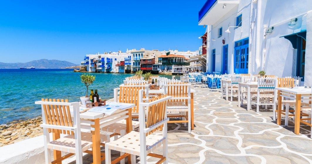Turiștii care călătoresc în Grecia nu vor mai sta în carantină 7 zile din 19 aprilie