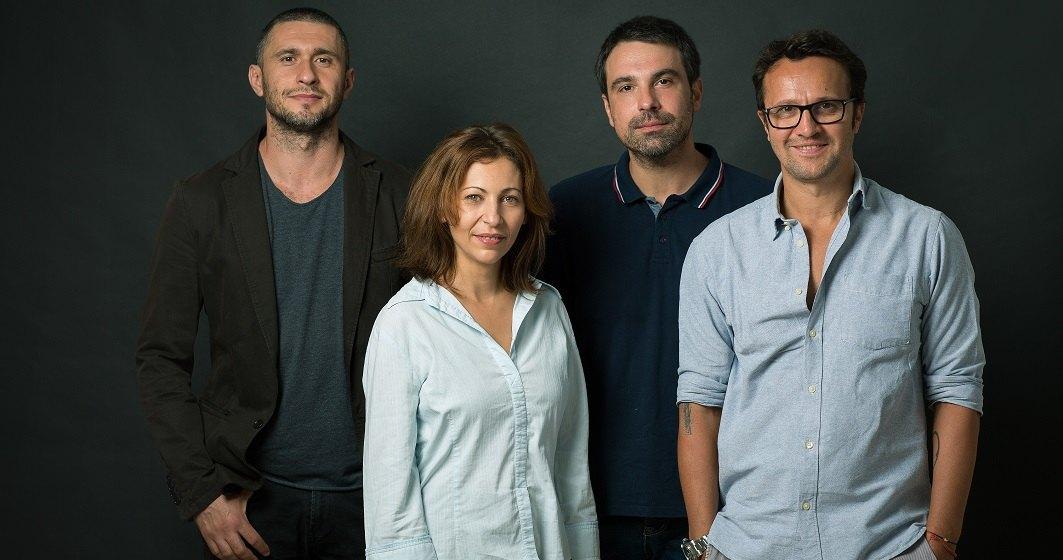 Povestea scolii de film la care predau Iulia Rugina, Dragos Bucur, Alexandru Papadopol si Dorian Boguta