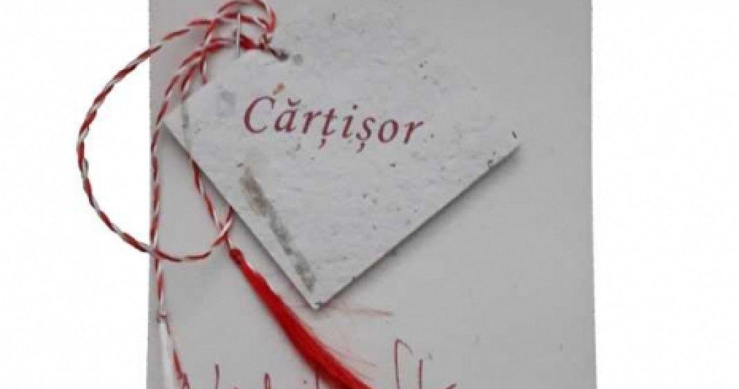 Cartisor: Cum ia nastere martisorul ce impleteste traditia cu pasiunea pentru cultura