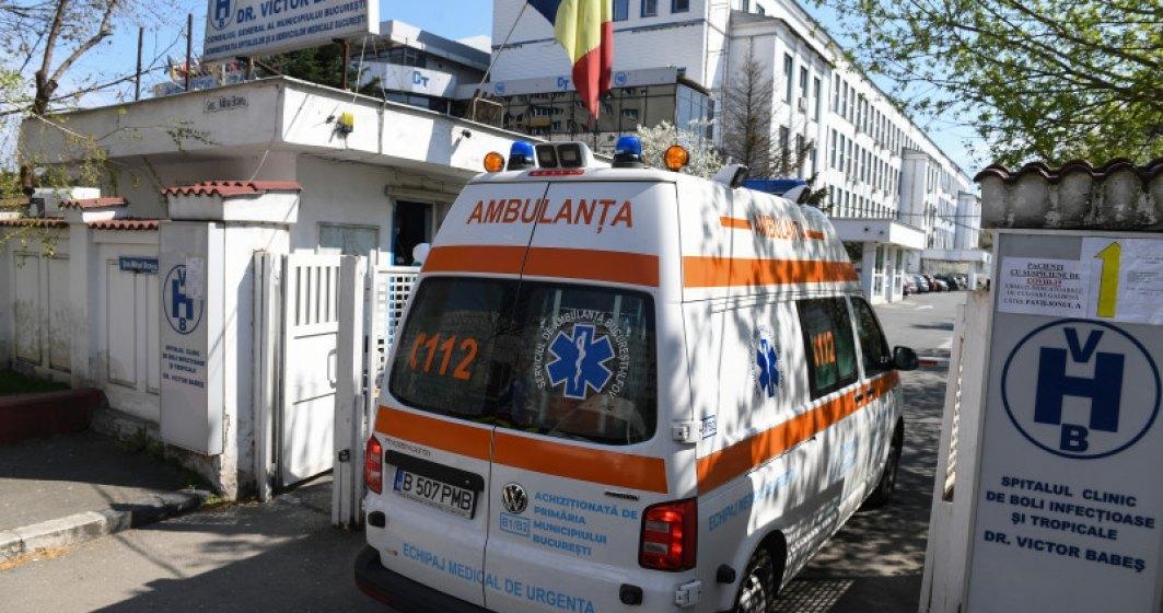 """Parchetul Capitalei a preluat ancheta tragediei de la """"Victor Babeș"""""""