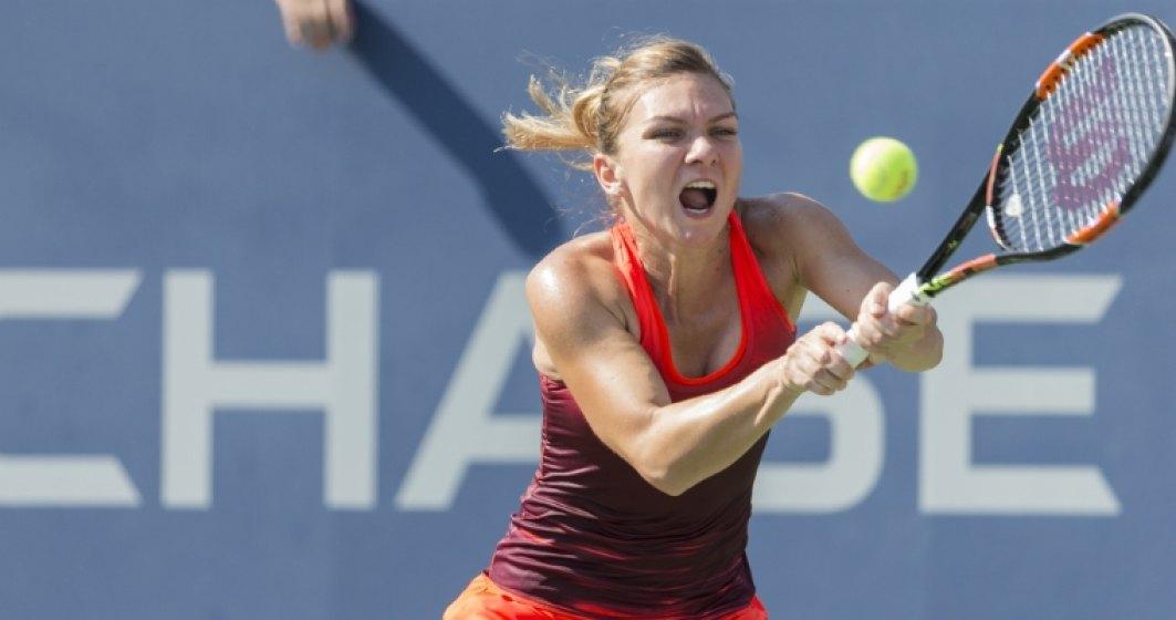 Simona Halep a fost internata in spital pentru deshidratare dupa finala turneului Australian Open