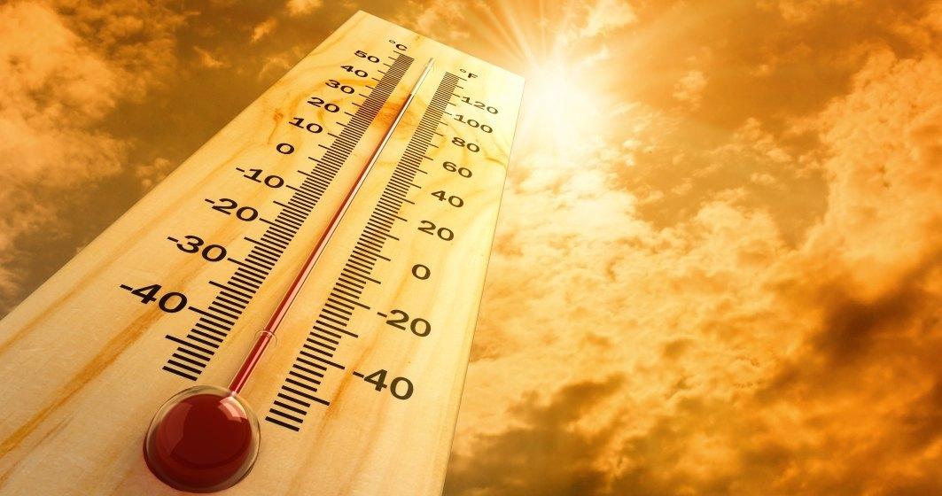 Meteo: Șapte județe, sub Cod roşu de temperaturi extreme