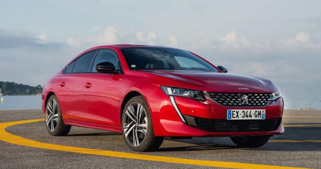 Noul Peugeot 508 este disponibil si in Romania: start de la 24.700 de euro
