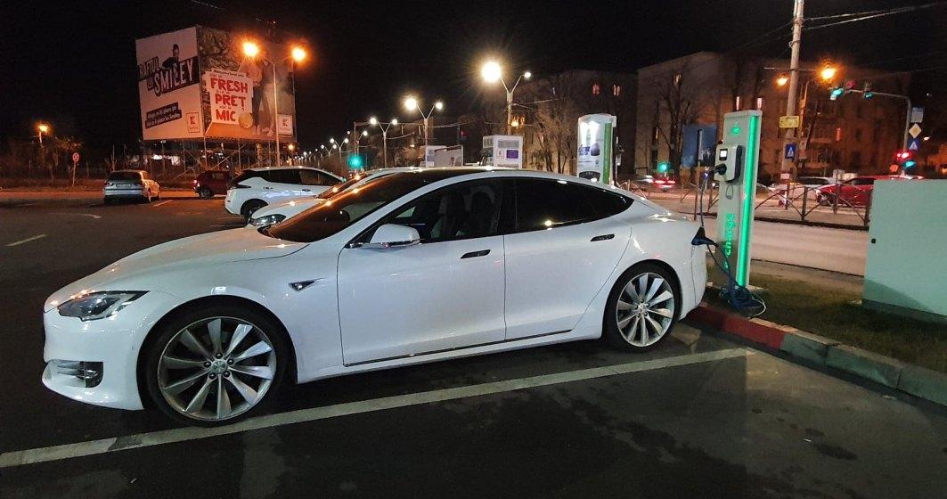 Cat te costa sa incarci o masina electrica in Romania