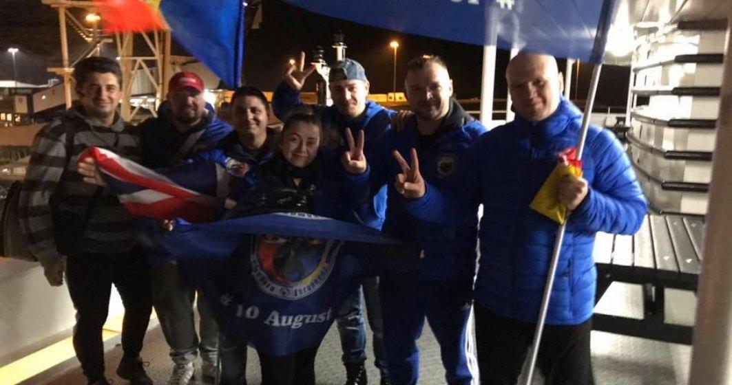 """Grupuri de romani din diaspora vin ,,in coloana"""" in Romania pentru Centenar"""