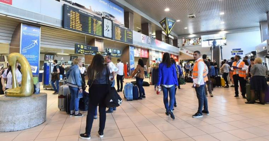Record de intarzieri ale zborurilor din Romania in primele sase luni ale anului