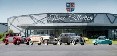 Tiriac Collection organizează o expoziție auto unicat, în aer liber