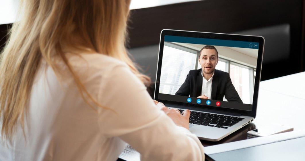 Recrutare la distanță: cum te asiguri că obții jobul dorit printr-un interviu video