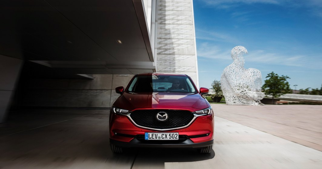 Mazda Motor Europe va avea un nou presedinte si CEO
