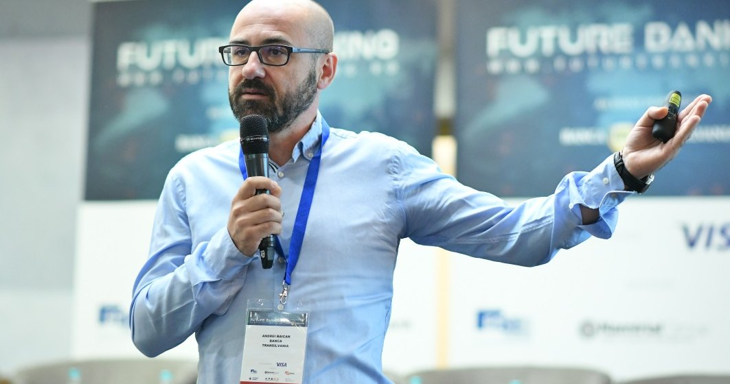 Andrei Baican: Aplicatia BT Pay a fost descarcata in special de tinerii din mediul urban